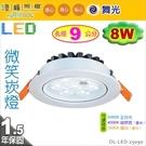 【舞光LED】LED-8W / 9cm。...