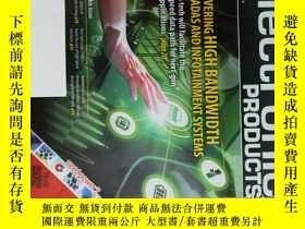 二手書博民逛書店Electronic罕見Products Magazine 美國