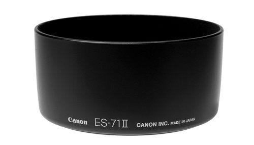Canon LENS HOOD ES-71/II 遮光罩 50 1.4 專用 公司貨