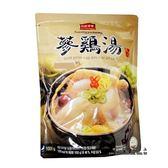 韓國真韓傳統蔘雞湯 人蔘雞湯調理包  - 1000g 入口即化 韓國原裝進口