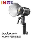 【24期0利率】GODOX 神牛 ML60BI 可調色溫 開年公司貨 保榮 手持外拍交流電 LED燈 需另購遙控器RC-A6