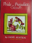 【書寶二手書T6/原文小說_MPF】Pride and Prejudice_Jane Austen