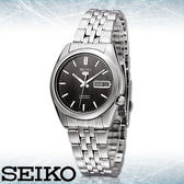 SEIKO 精工手錶專賣店 SNK361K1 男錶 機械錶 不鏽鋼錶帶 強化礦石玻璃 滑動式秒針