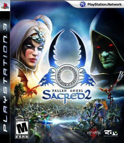 PS3 聖域 2:墮落天使(美版代購)