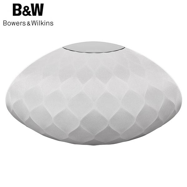 [B&W]無線串流喇叭 Formation Wedge 黑/銀