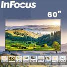 InFocus 60吋 4K智慧連網液晶...