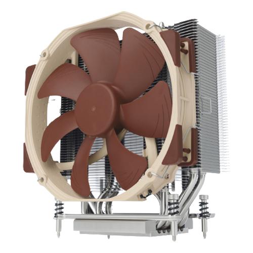 Noctua 貓頭鷹 NH-U14S TR4-SP3 (AMD專用) 高165mm 單塔多導管靜音CPU散熱器