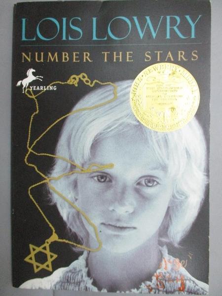 【書寶二手書T9/原文小說_MEQ】Number the Stars_Lowry