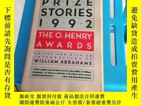 二手書博民逛書店Prize罕見Stories 1992Y267886