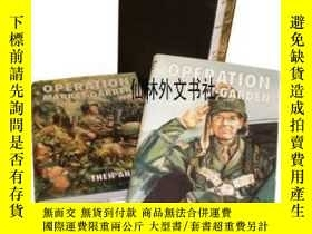 二手書博民逛書店【罕見】2002年出版 Operation Market-garden Then And NowY27248