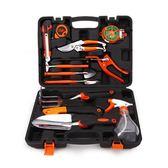 電動工具組園林五金工具套裝電動工具箱家用套裝組合修理工具禮品jy【快速出貨八折搶購】