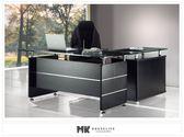 【MK億騰傢俱】ES601-04 L型主管辦公桌(不可拆賣)