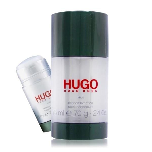 HUGO BOSS HUGO MAN男性香水體香膏(75ml/70g)-國際航空版