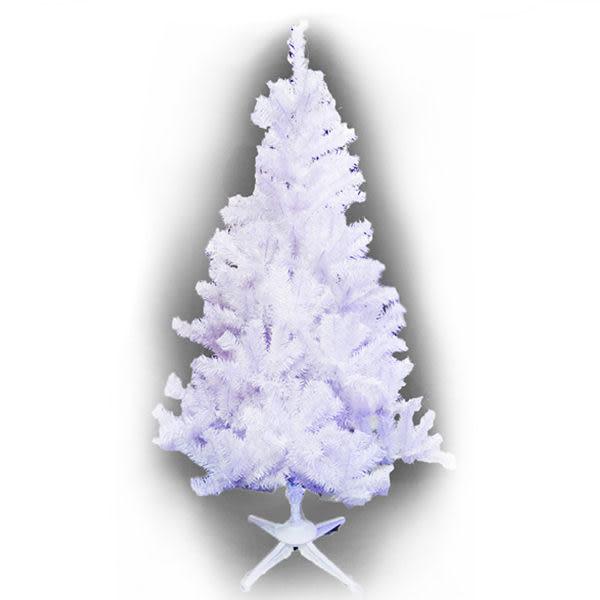台製豪華型8尺/8呎(240cm)夢幻白色聖誕樹 裸樹(不含飾品不含燈)本島免運費