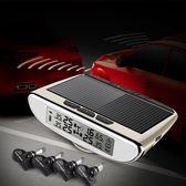 胎壓偵測器 車輪胎壓監測器無線高精度太陽能測壓表通用內外置檢測儀 玩趣3C