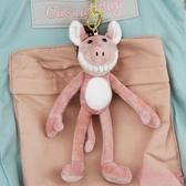 超丑萌小豬書包掛件豬豬鑰匙扣可愛ins毛絨公仔包包玩偶背包掛飾