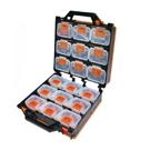 Panrico百利世 FM60-PS-318(N) 18組零件箱+起子座+背袋(橘框)