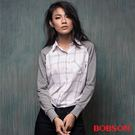 異素材拼接純棉襯衫 潮流穿搭必備單品 型號:35091-02