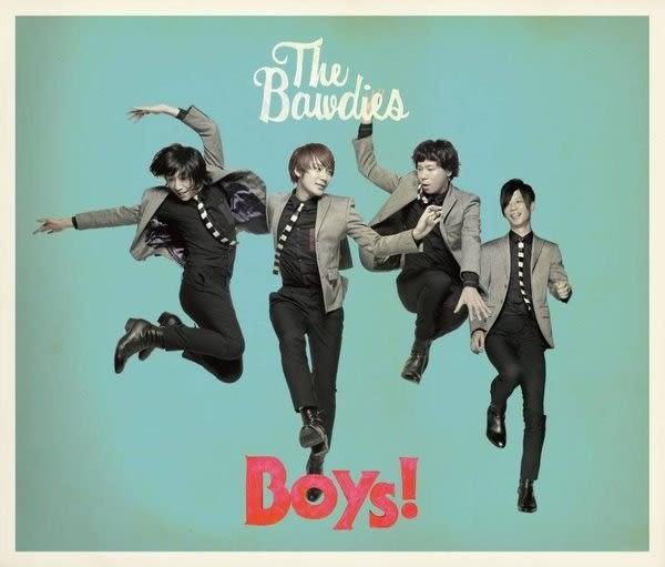 Boys  THE BAWDIES  初回限定盤  CD附DVD  (購潮8)