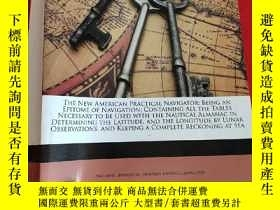 二手書博民逛書店The罕見New American Practical Navigator: Being an Epitome o