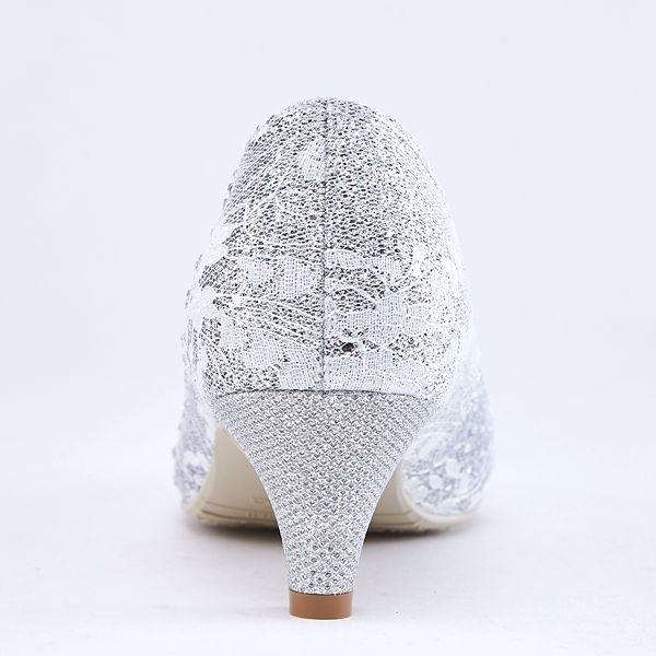 itabella.璀璨閃耀水鑽尖頭高跟鞋(9230-85銀色)