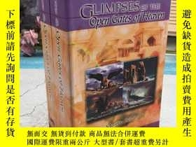 二手書博民逛書店Glimpses罕見of the Open Gates of H