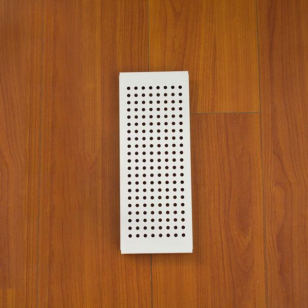 收納架/置物架/層架圍籬【配件類】35公分鐵(層)架/沖孔板兩用配件-白色烤漆圍籬  dayneeds