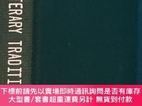 二手書博民逛書店English罕見Character and the English Literary Tradition 英國人