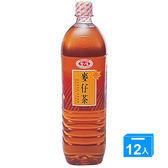 愛之味麥仔茶1.5L*12【愛買】