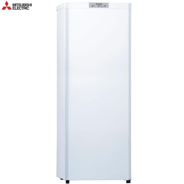 MITSUBISH 三菱 單門144L直立式冷凍櫃 MF-U14P-W ***免運費***