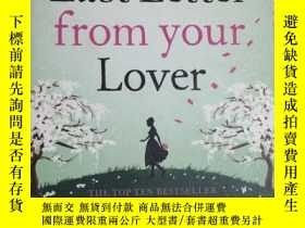 二手書博民逛書店The罕見Last Letter From Your Lover