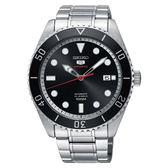 SEIKO 精工 SRPB91J1(4R35-02D0D) 5號 黑水鬼 男錶 機械錶