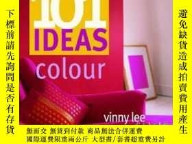 二手書博民逛書店罕見二手!101 Ideas ColourY205213 Lee