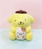 【震撼精品百貨】Pom Pom Purin 布丁狗~陶瓷存錢筒#00622