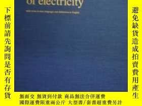 二手書博民逛書店IEC罕見multilingual dictionary of