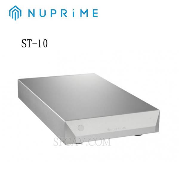 【新竹勝豐群音響】NUPRIME ST-10 後級擴大機