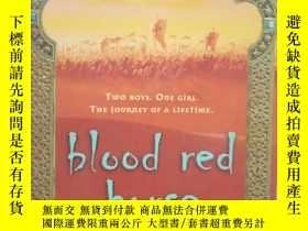 二手書博民逛書店Blood罕見Red Horse [平裝]Y15389 K M