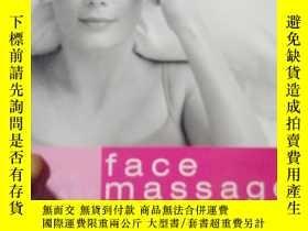 二手書博民逛書店QUICK罕見& EASY face massage Beata