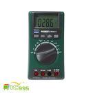(ic995) 華儀 MS8217 萬用電表 三用電錶 數顯 背光 帶蜂鳴 測溫度 1入 #1489