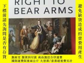 二手書博民逛書店AMERICAN罕見RIGHTS:RIGHT TO BEAR A