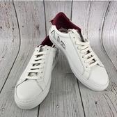 BRAND楓月 GIVENCHY 紀梵希 桃粉色尾 LOGO字樣 皮革 小白鞋 休閒鞋 板鞋 女鞋 #38