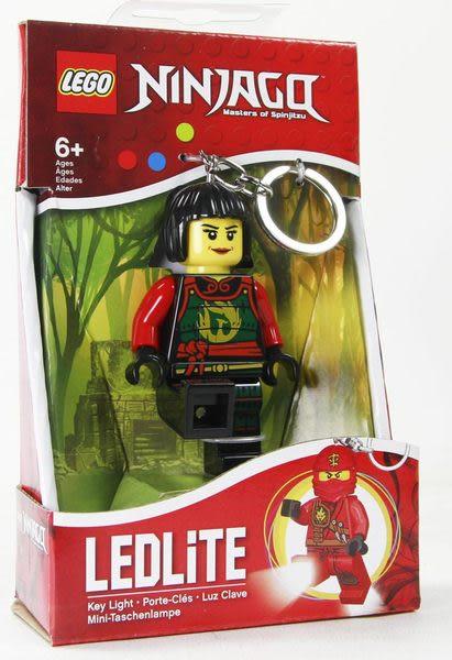 樂高Lego 【忍者-妮雅鑰匙圈 (盒裝)-512200】含LED燈