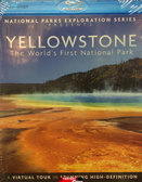 【停看聽音響唱片】【BD】YELLOWSTONE - The World's First National Park