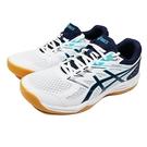 (B8) ASICS 亞瑟士 男鞋 排羽球鞋 UPCOURT 4 支撐 透氣 室內運動鞋 1071A053-100 [陽光樂活]