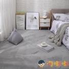 北歐地毯臥室床邊毯客廳地墊毛絨房間滿鋪兒童房加厚簡約【淘嘟嘟】