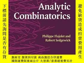 二手書博民逛書店Analytic罕見CombinatoricsY364153 Philippe Flajolet Cambri