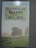 【書寶二手書T4/原文小說_GI6】Dear John_Sparks, Nicholas