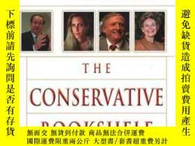 二手書博民逛書店The罕見Conservative Bookshelf: Ess