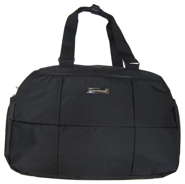 ~雪黛屋~CONFIDENCE 保齡球包大容量小型旅行袋MIT可A4資夾男女適用高單數防水尼龍布ACB8252
