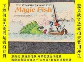 二手書博民逛書店magic罕見fishY259092 mark corcoran USA 出版1977